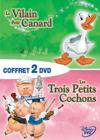 DVD &amp; Blu-ray - Contes Et Lgendes - Volume 5 &amp; 2 - Les Trois Petits Cochons &amp; Le Vilain Petit Canard Et Autres Contes...