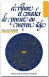 Écriture et modes de pensée au moyen âge ; XIIIe-XVe siècle