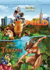 DVD & Blu-ray - The Wild + Tarzan