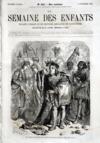 Presse - Semaine Des Enfants (La) N°411 du 05/09/1863