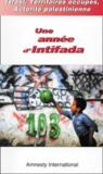 Israël, territoires occupés, autorite palestinienne, une année d'Intifada