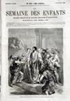 Presse - Semaine Des Enfants (La) N°412 du 09/09/1863