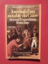 Journal d'un notable du Caire pendant l'expédition française