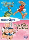 DVD &amp; Blu-ray - Contes Et Lgendes - Volume 5 &amp; 4 - Les Trois Petits Cochons &amp; Le Livre Et La Tortue Et Autres Contes...