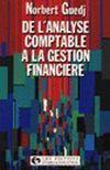 De L'Analyse Comptable A La Gestion Financiere