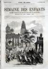 Presse - Semaine Des Enfants (La) N°414 du 16/09/1863