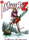 Manga Boyz T.1 ; Les Sauveurs De L'Humanite