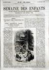 Presse - Semaine Des Enfants (La) N°417 du 26/09/1863