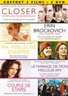 DVD & Blu-ray - Julia Roberts - Coffret 5 Films - 5 Dvd
