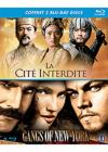 DVD & Blu-ray - La Cité Interdite + Gangs Of New York