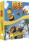 DVD & Blu-ray - Bee Movie - Drôle D'Abeille + Madagascar