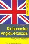 Dictionnaire Anglais-Francais