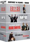 DVD & Blu-ray - Coffret Will Smith - Hitch + Mib + Bad Boys + A La Recherche Du Bonheur