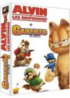 DVD & Blu-ray - Alvin Et Les Chipmunks , Garfield - Le Film