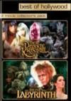 Livres - Best of Hollywood - Der dunkle Kristall / Die Reise ins Labyrinth