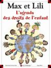Livres - Agenda des droits de l'enfant Max et Lili