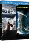 DVD & Blu-ray - Coffret Blockbuster - 2012 + Godzilla