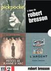 DVD & Blu-ray - Robert Bresson - Coffret - Pickpocket + Le Procès De Jeanne D'Arc + L'Argent