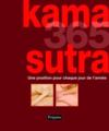 Livres - Kama sutra 365 ; une position pour chaque jour de l'anne