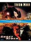 DVD & Blu-ray - Iron Man + Ghost Rider