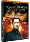 DVD & Blu-ray - Anges & Démons + Da Vinci Code