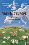 Vaches d'Europe ; lait et viande, aspects économiques