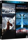 DVD & Blu-ray - Coffret Blockbuster - 2012 + Independence Day