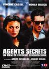 DVD &amp; Blu-ray - Agents Secrets