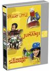 DVD &amp; Blu-ray - Flix Box - 6 - Stuart Little + Jumanji + L'Envole Sauvage