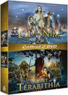 DVD &amp; Blu-ray - L'Ile De Nim + Le Secret De Trabithia