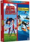 DVD &amp; Blu-ray - Tempte De Boulettes Gantes + Les Rois De La Glisse