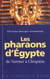 Livres - Les pharaons d'egypte