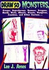 Livres - Draw 50 Monsters, Creeps, Superheroes, Dragons, Nerds, Dirts, Ghouls, Giants, Va