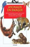 Livres - Animaux en danger