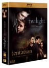 DVD & Blu-ray - Twilight - Chapitre 1 : Fascination + Chapitre 2 : Tentation