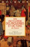 Mini encyclopédie des proverbes et dictons de France