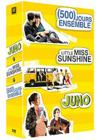 DVD & Blu-ray - (500) Jours Ensemble + Juno + Little Miss Sunshine