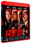 DVD & Blu-ray - Red