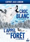 DVD & Blu-ray - Coffret Jack London : Croc-Blanc + L'Appel De La Forêt
