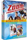 DVD &amp; Blu-ray - Zoom, L'Acadmie Des Super-Hros + Un Nol De Folie