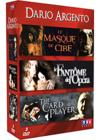DVD & Blu-ray - Dario Argento - Coffret - Le Masque De Cire + Le Fantôme De L'Opéra + The Card Player