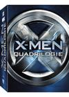 DVD & Blu-ray - X-Men : La Quadrilogie