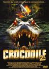 DVD & Blu-ray - Crocodile 2