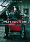 DVD &amp; Blu-ray - Sweeney Todd, Le Diabolique Barbier De Fleet Street