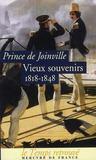 Vieux souvenirs (1818-1848)