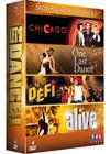 DVD & Blu-ray - Let'S Dance ! - Coffret - Chicago + Alive + Le Défi + One Last Dance