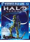 DVD & Blu-ray - Halo Legends