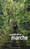 Livres - Le got de la marche