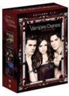 DVD & Blu-ray - Vampire Diaries - Saisons 1 - 3
