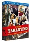 DVD &amp; Blu-ray - Quentin Tarantino - Coffret 4 Films
